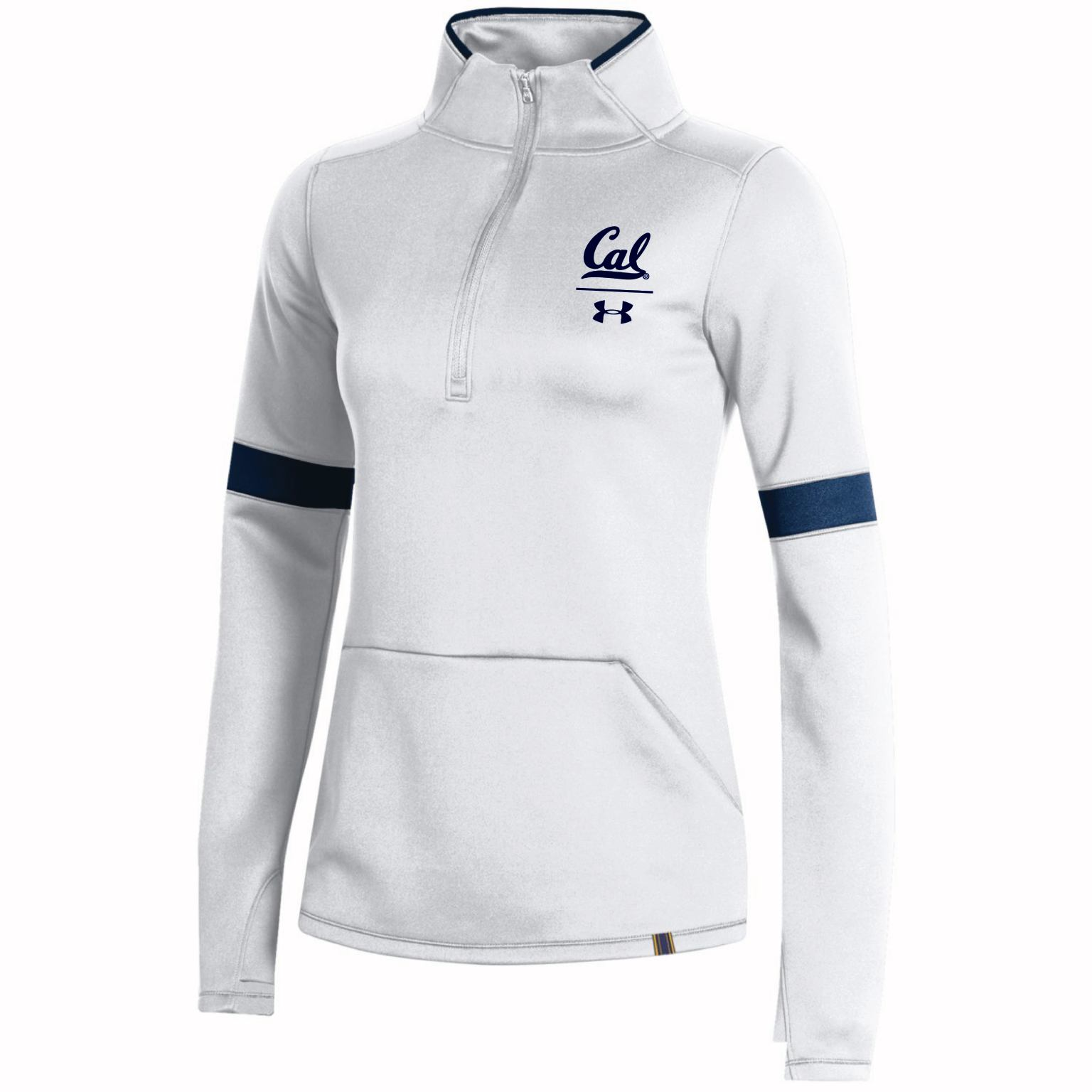 Cal Bears W F19 Quarter Zip