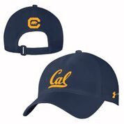 Cal Bears Under Armour Women's Sideline Women's Airvent Coolswitch Cap