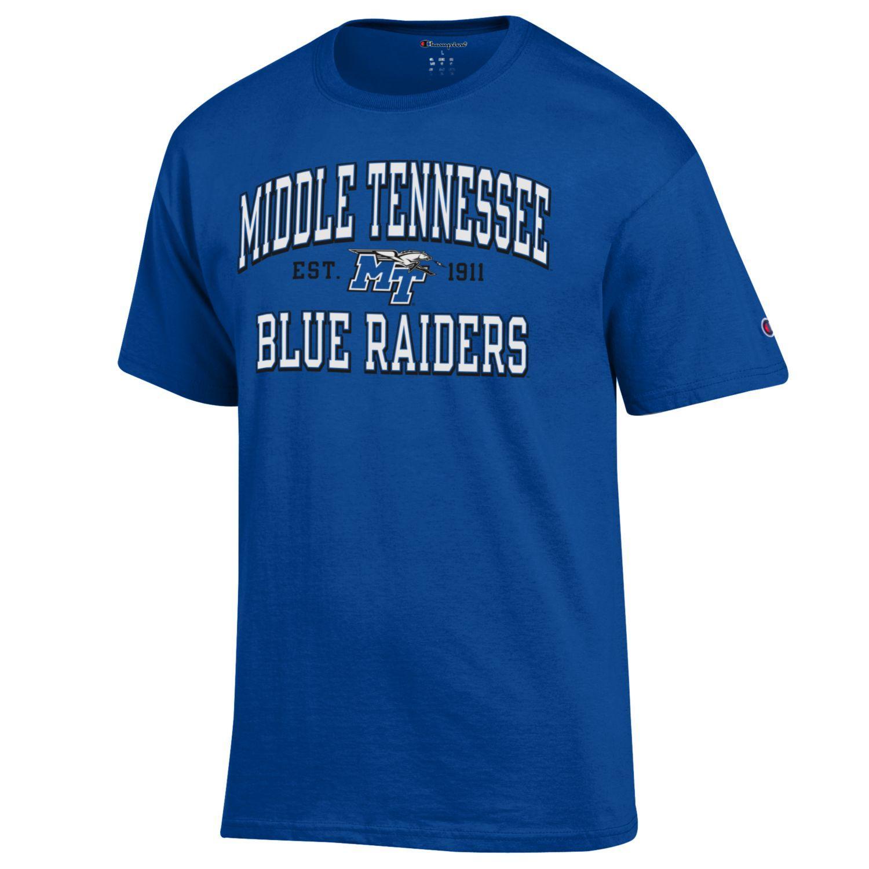 Middle Tennessee Blue Raiders Est. 1911 Tshirt
