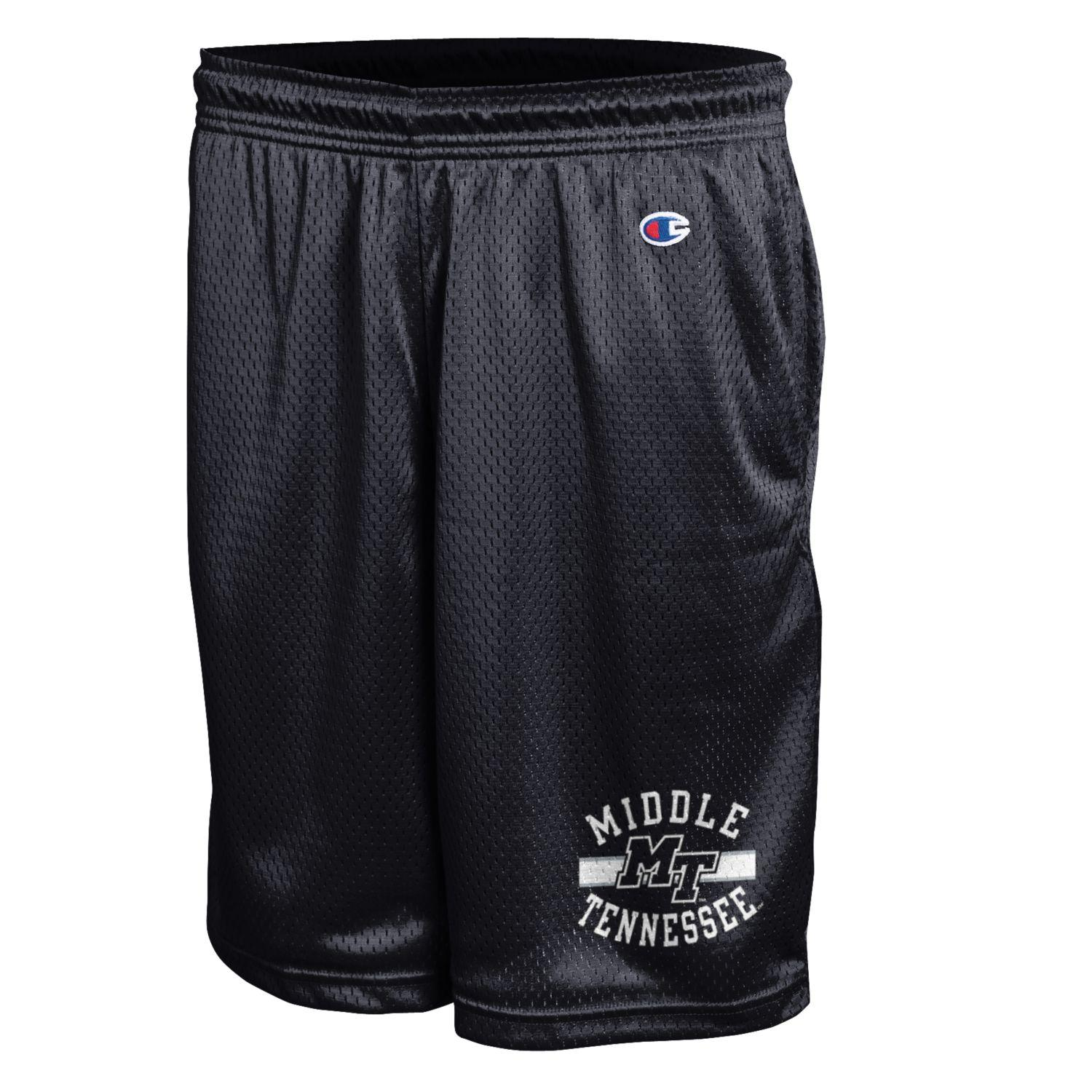 Middle Tennessee MT Logo Mesh Shorts