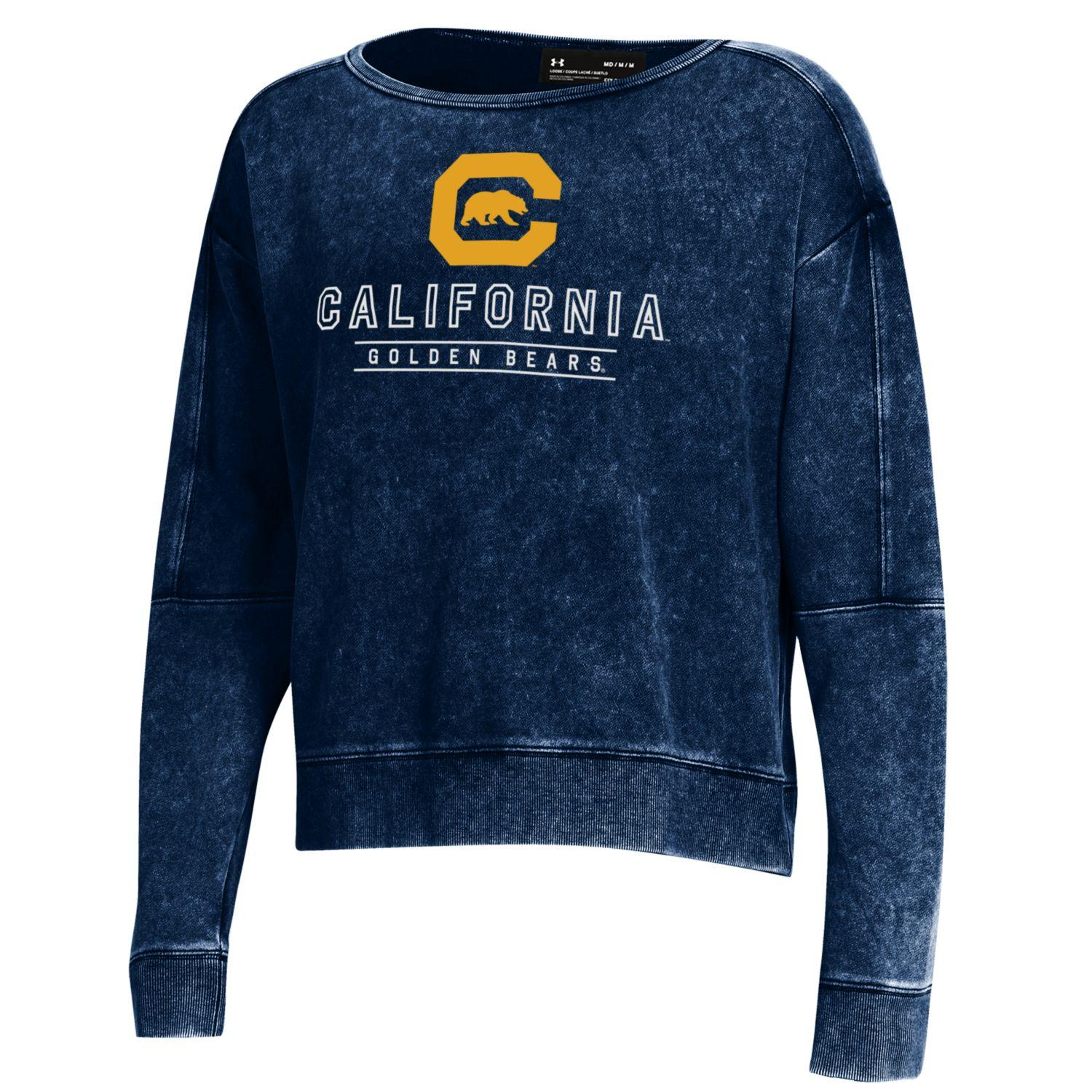 Cal Bears Under Armour Women's SMU Everyday Crew