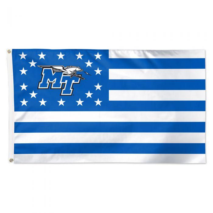 MT Logo w/ Lightning Americana Deluxe 3'x5' Flag