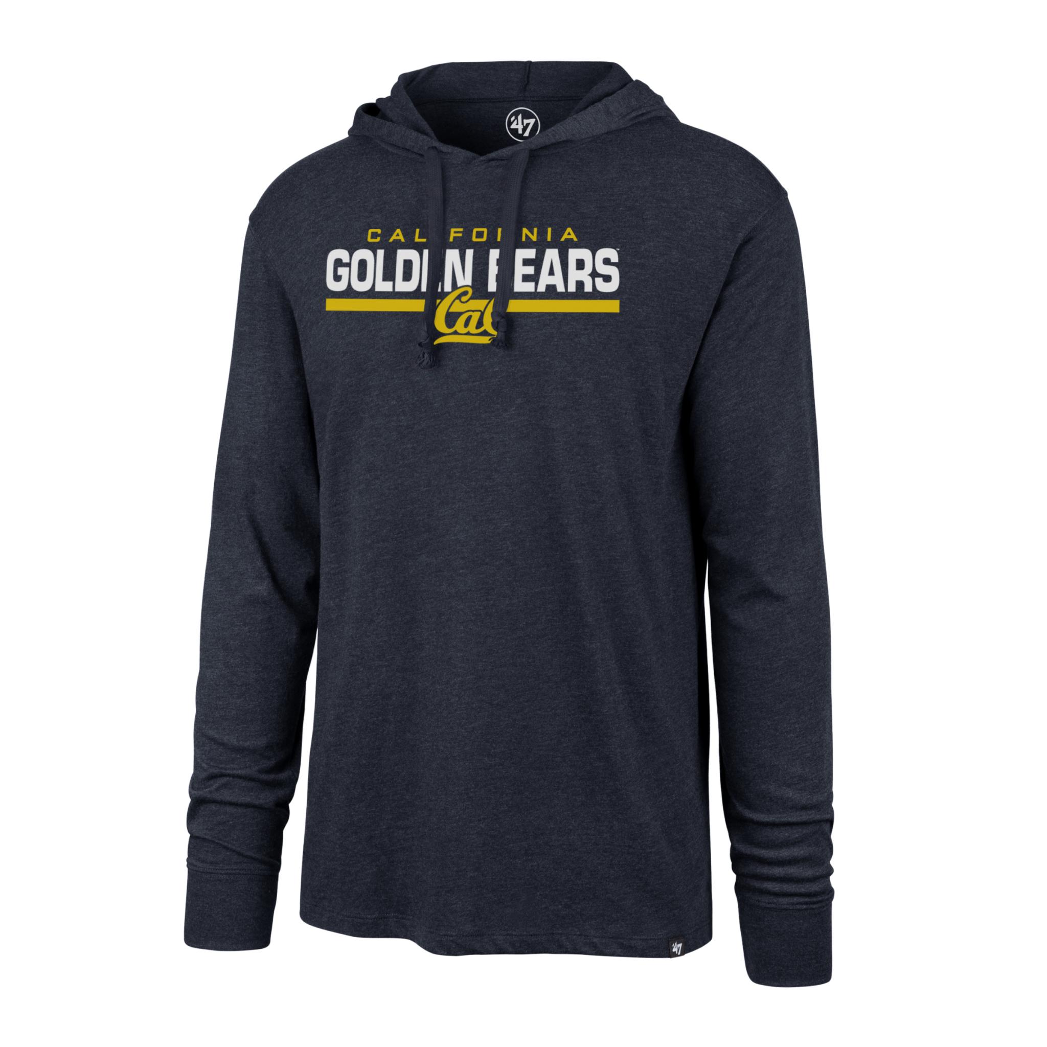 Cal Bears M End Line Club Hood