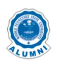 MTSU Seal Alumni Decal