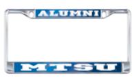 MTSU Alumni License Plate Frame