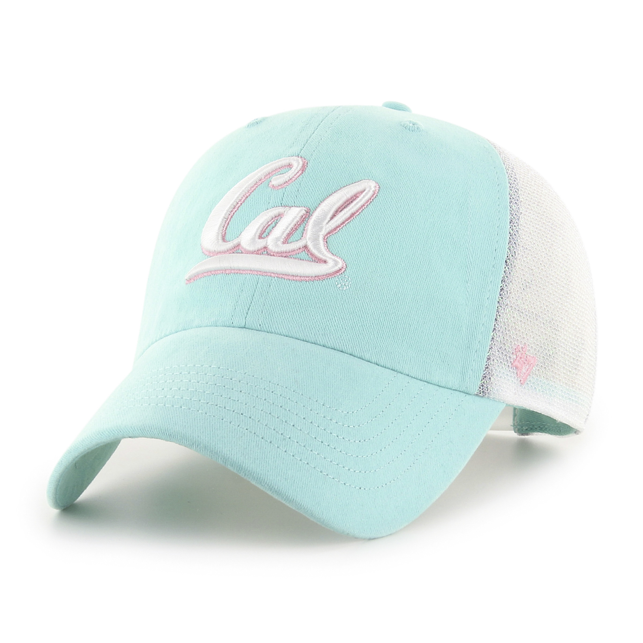 Cal Bears Kids Mermaid Mesh Clean Up Cap