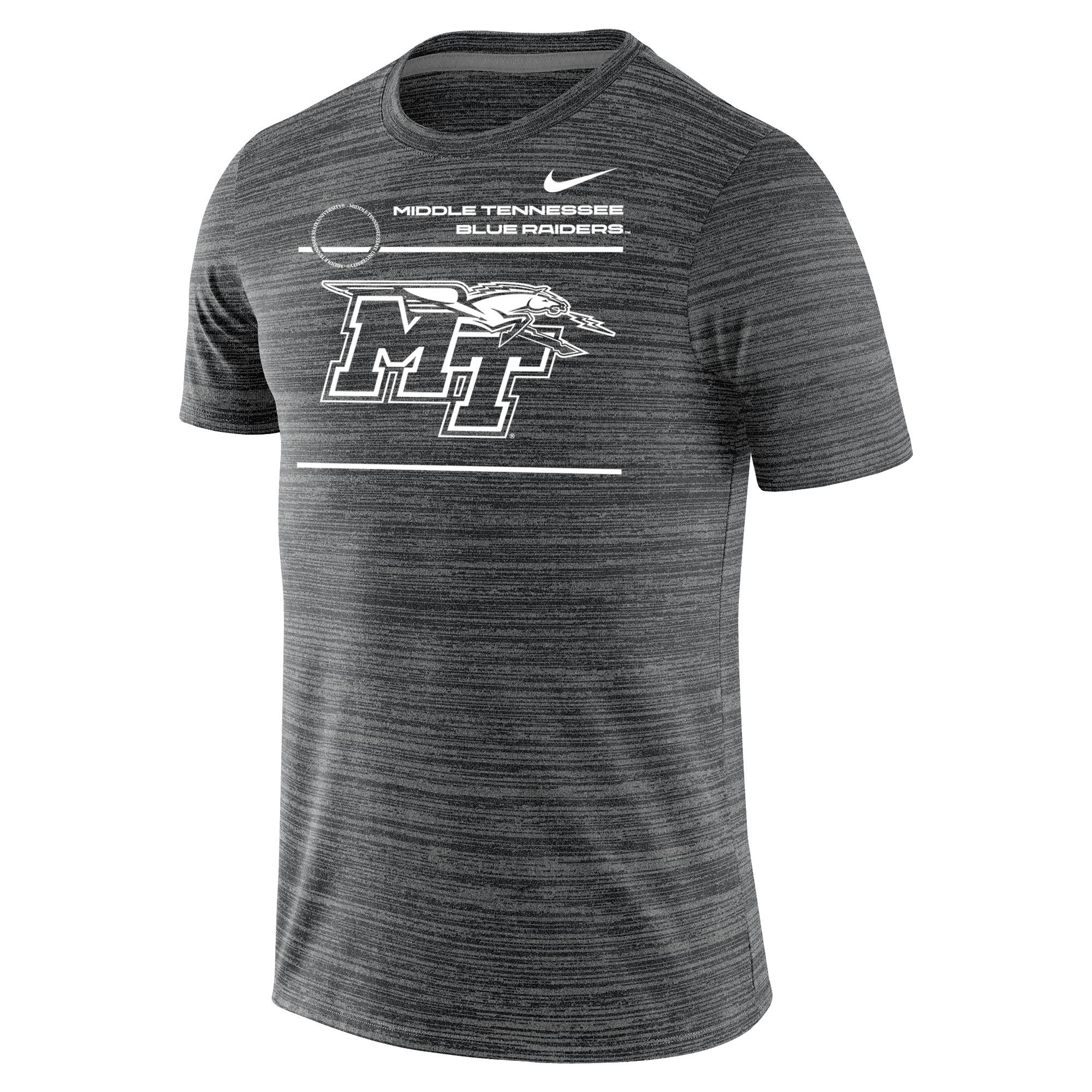 MT Logo w/ Lightning Velocity Nike® Dri-Fit Shirt