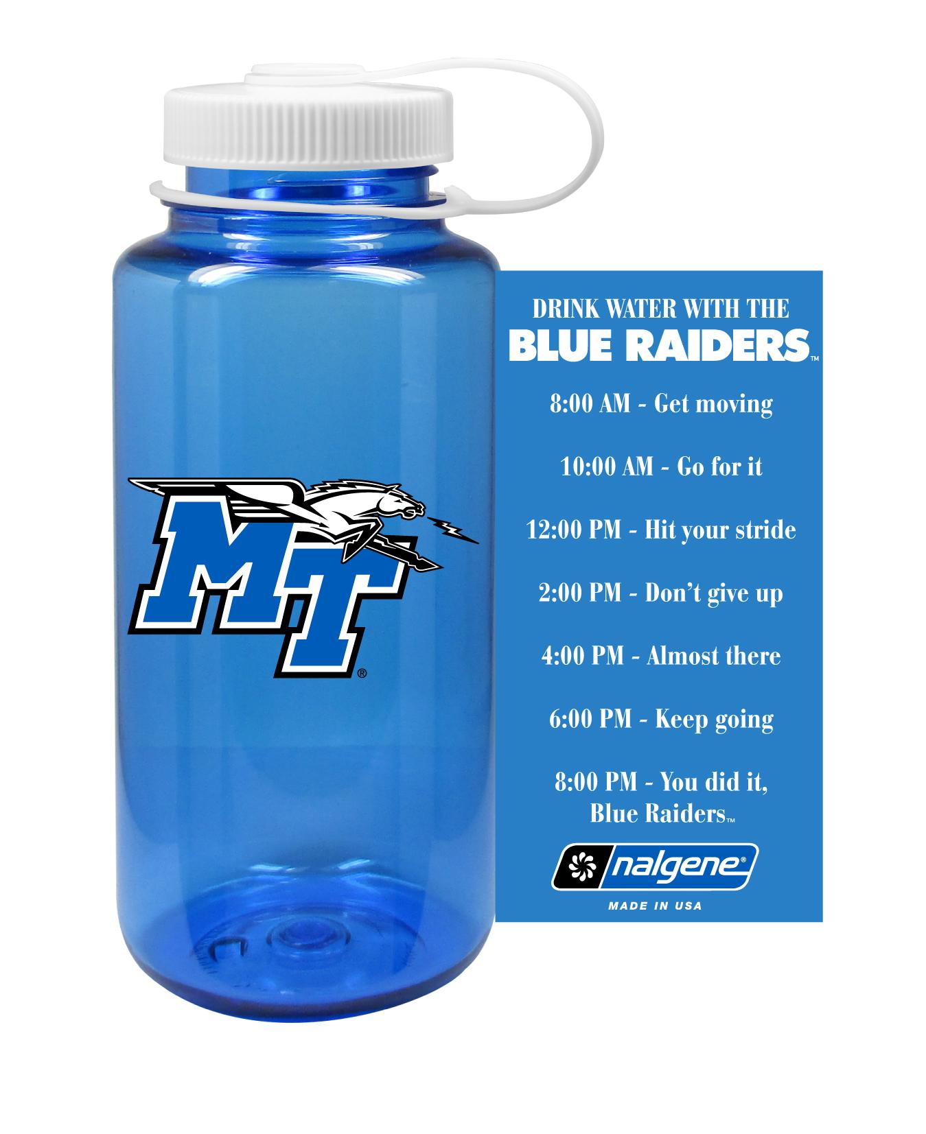 MT Logo w/ Lightning Nalgene H20 Tracker Bottle