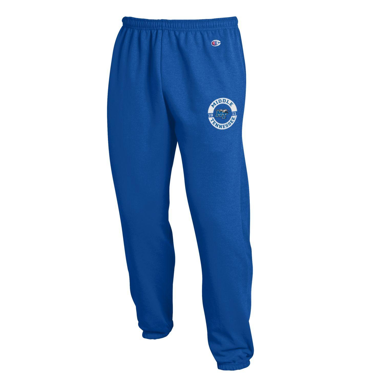 MT Logo w/ Lightning Powerblend Banded Bottom Sweatpants
