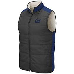 Cal Bears M Blinky Reversible Vest