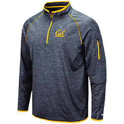 Cal Bears M Duff 1/4 Zip Windshirt
