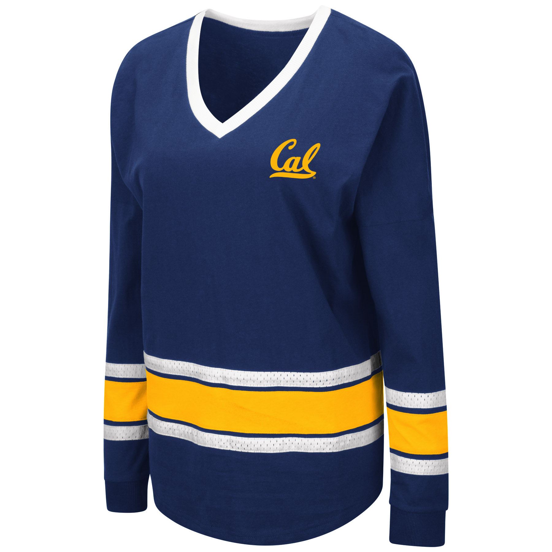 Cal Bears W All Righty L/X Tee