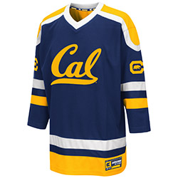Cal Bears Youth Mr. Plow Hockey Sweater