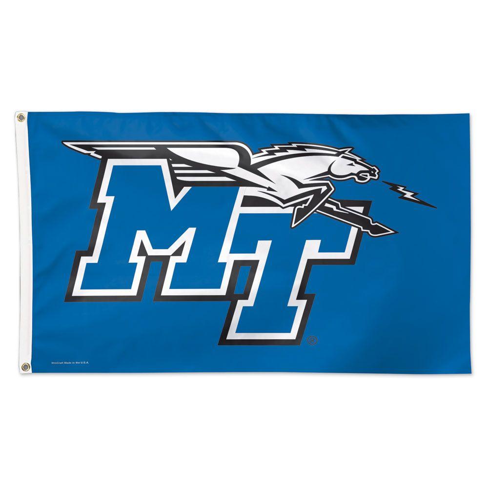 MT Logo w/ Lightning Deluxe 3x5 Flag