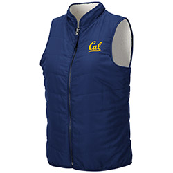 Cal Bears W Blatch Reversible Vest
