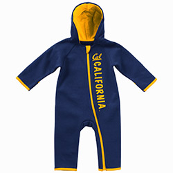 Infant Boys Scout Onesie Romper