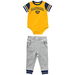 Infant Boys Flavio Baseball Onesie