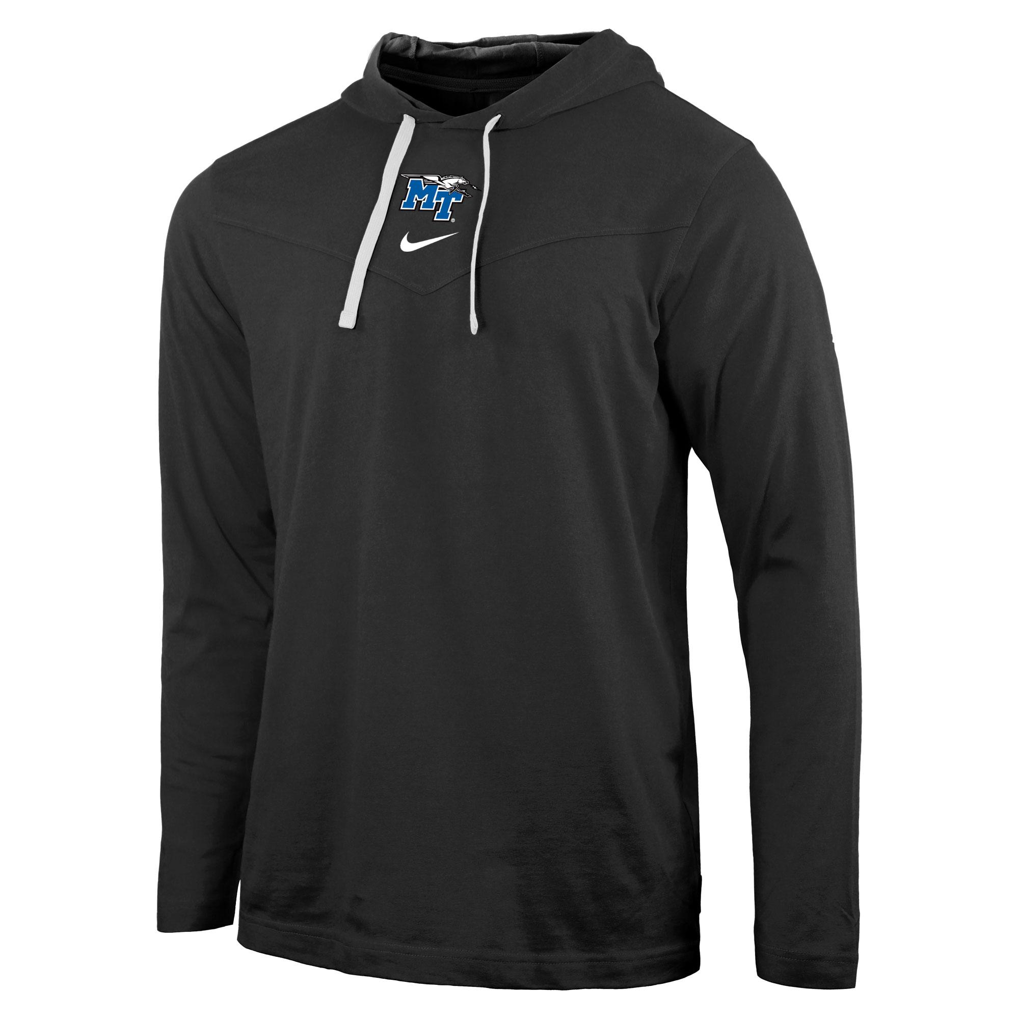 MT Logo w/ Lightning Nike® Sideline Hoodie Top