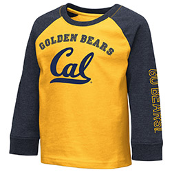 Cal Bears Toddler Boys Animaniacs Raglan L/S Tee