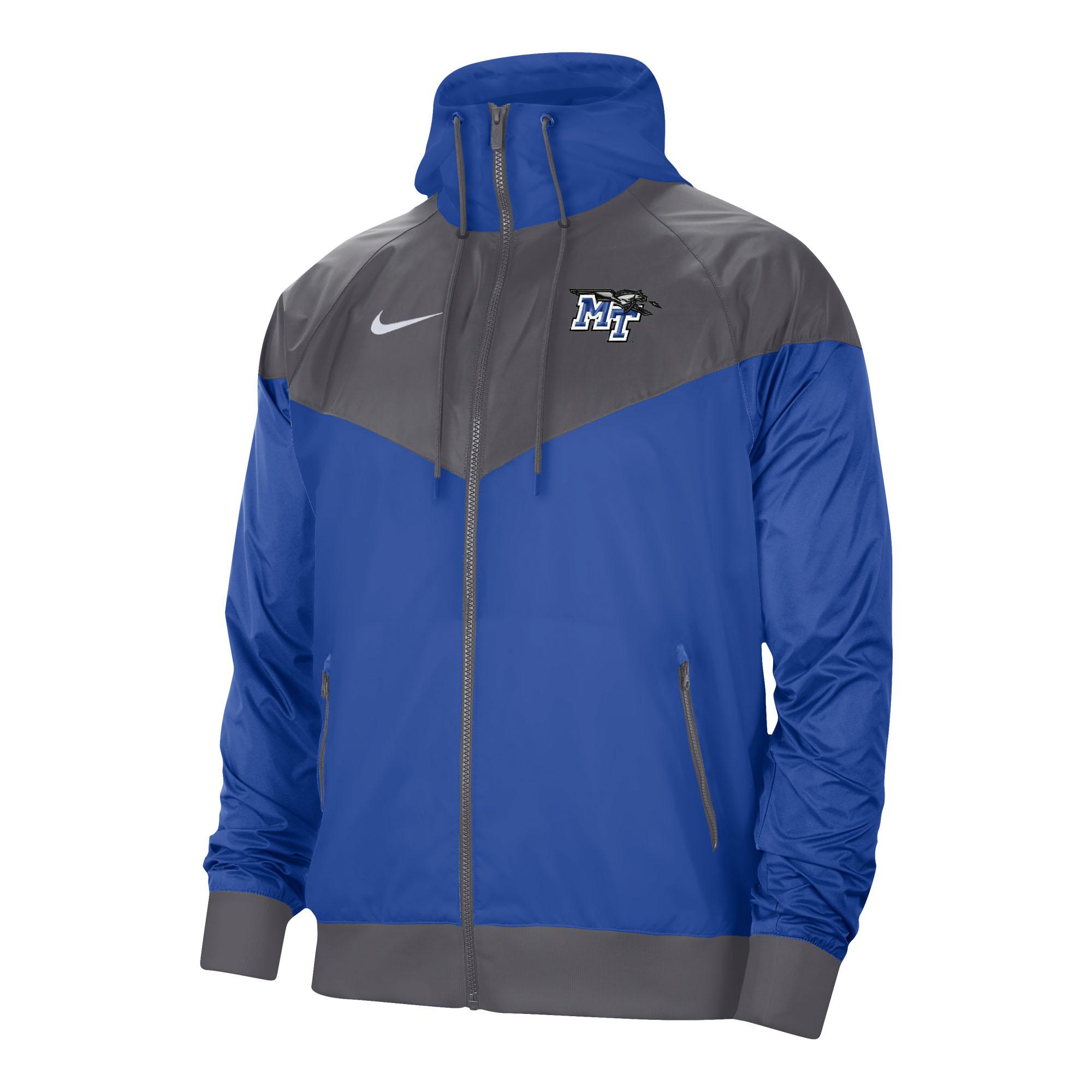 MT Logo w/ Lightning Windrunner Nike Sideline® Jacket
