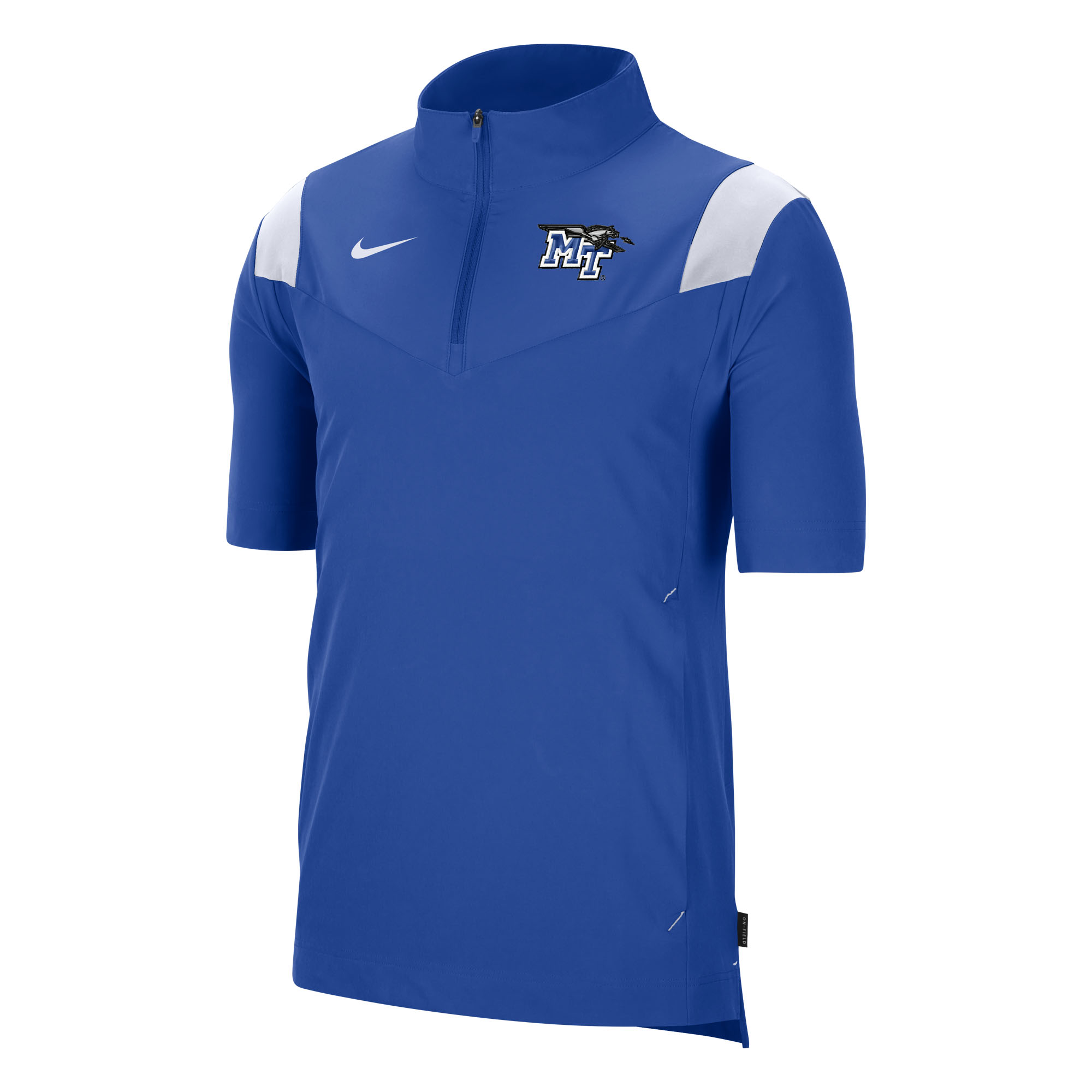 MT Logo w/ Lightning Lightweight Coach Nike® Sideline SS Jacket