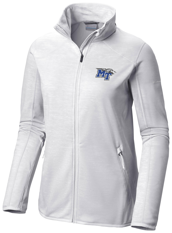 MT Logo w/ Lightning Sapphire Trail Women's Fleece Jacket