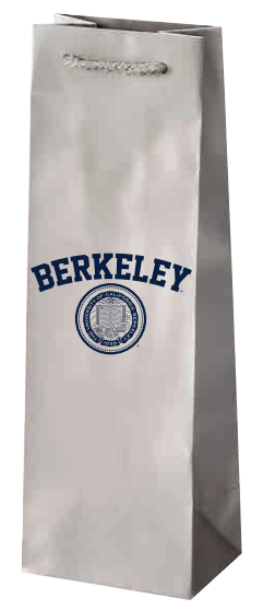 Cal Bears Wine Gift Tote Berkeley Seal