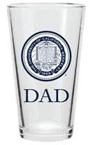 Dad Seal Pint Glass