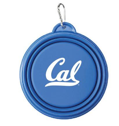 """Cal Bears 7"""" Collapsi-Bowl Pet Bowl"""