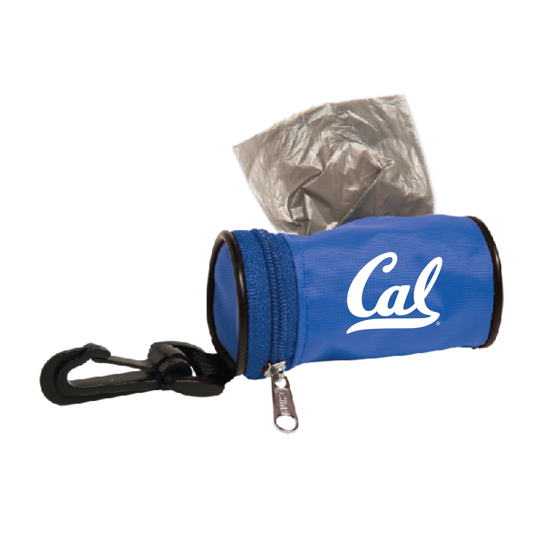 Cal Bears Pet Poop Bag Dispenser Cal Logo