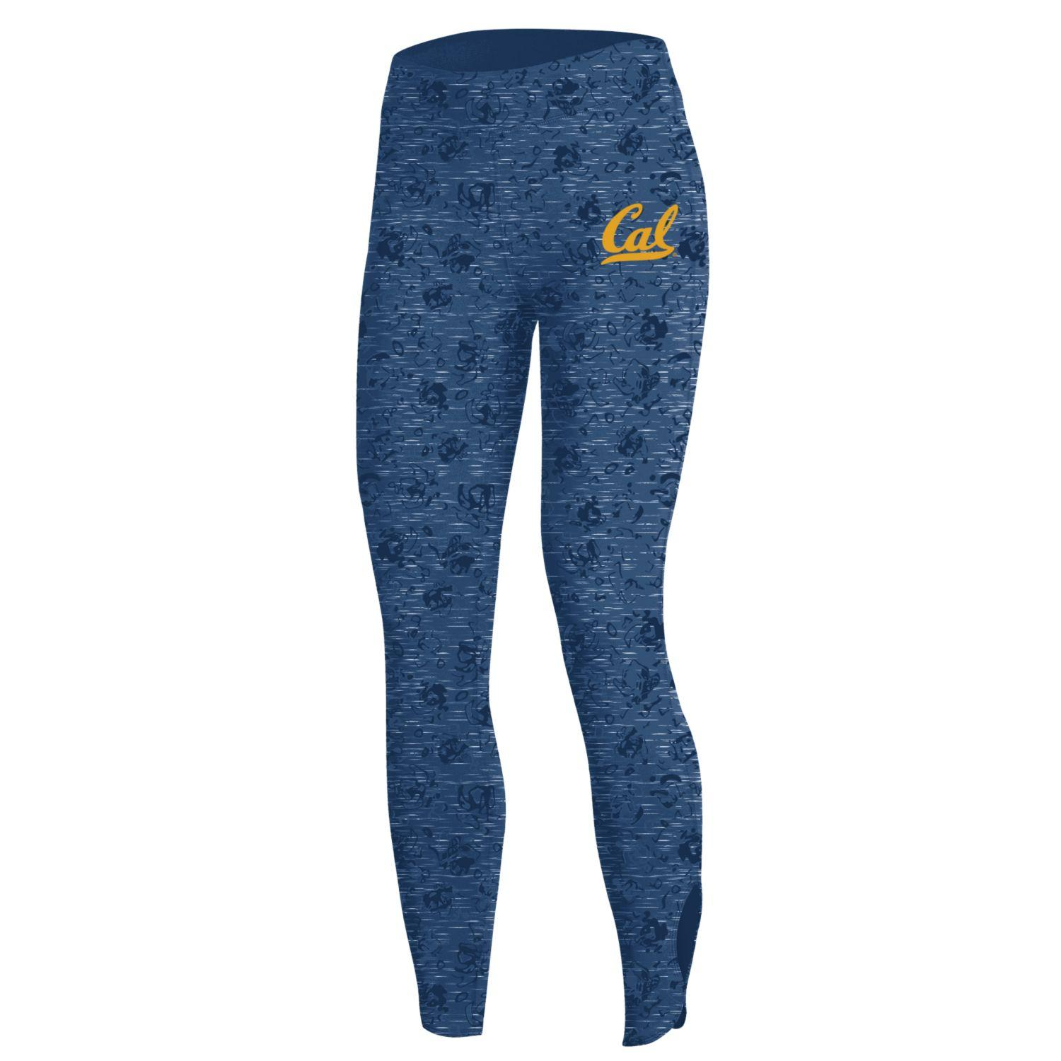 Cal Bears W Under Armour F19 SMU Ankle Crop Pant