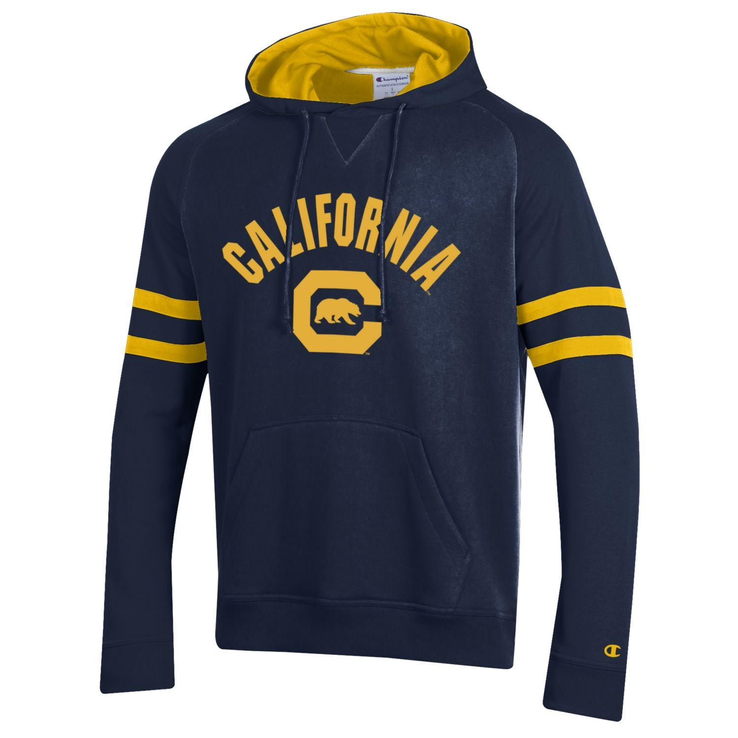 Cal Bears M Super Fan MTO Pullover Hood