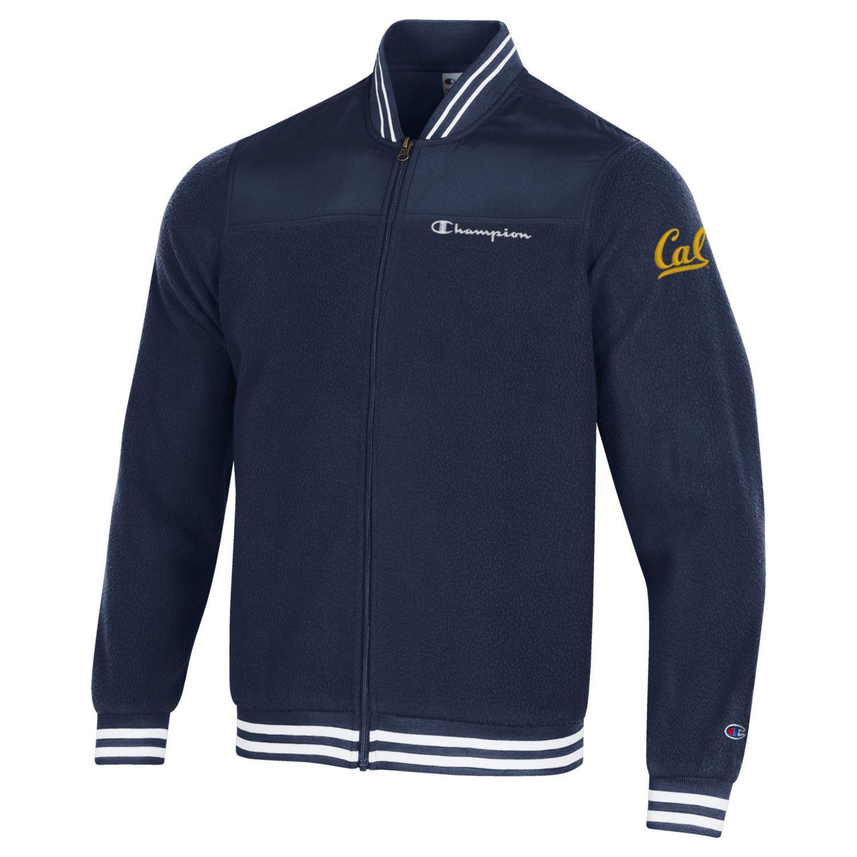 Cal Bears M MTO Sherpa FZ Jacket