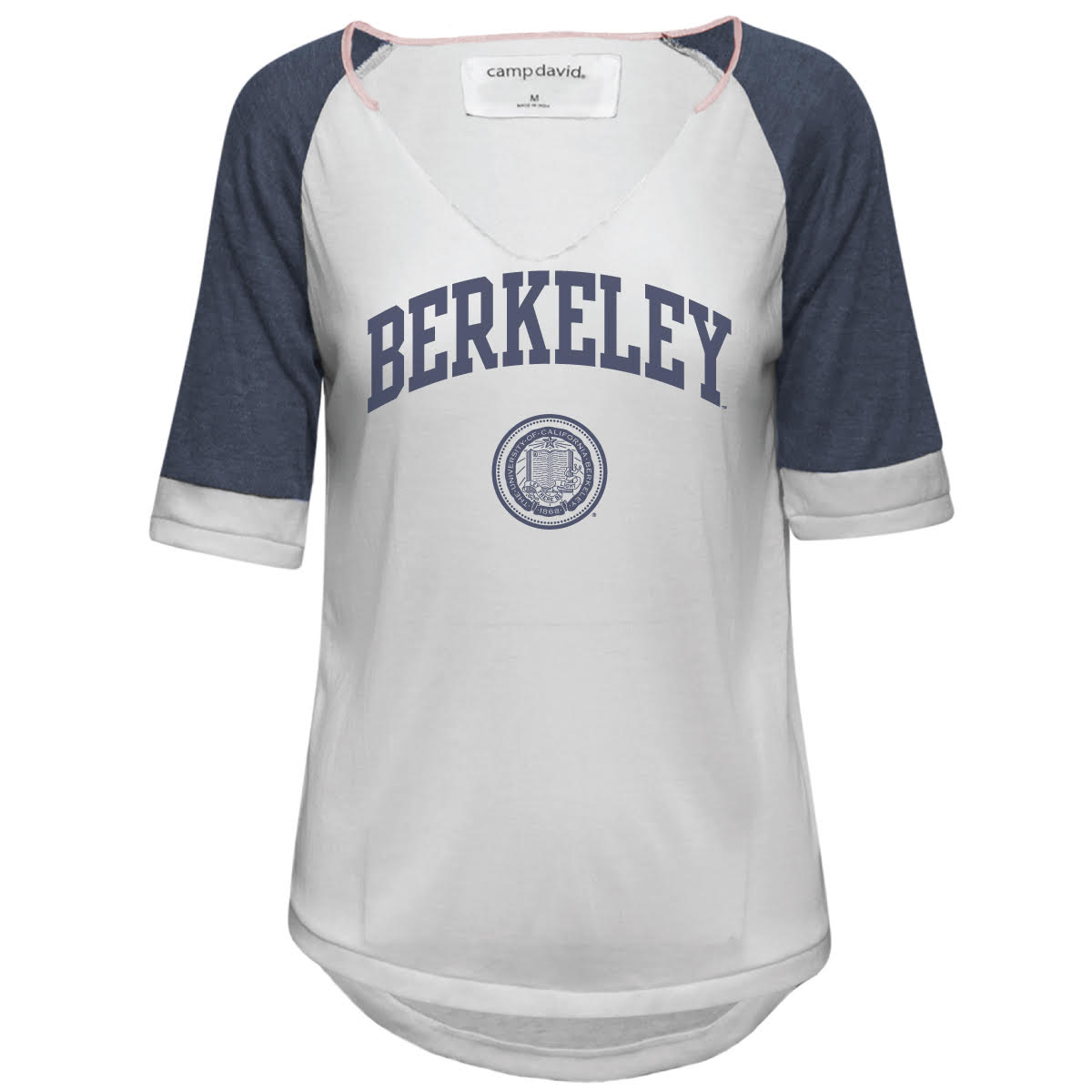 Cal Bears W Babs Tee Berkeley Seal