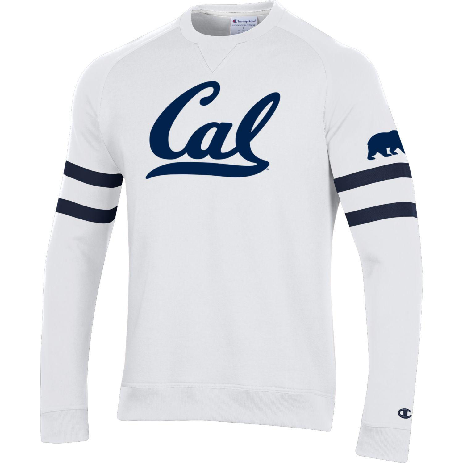 Cal Bears M Super Fan MTO Crew
