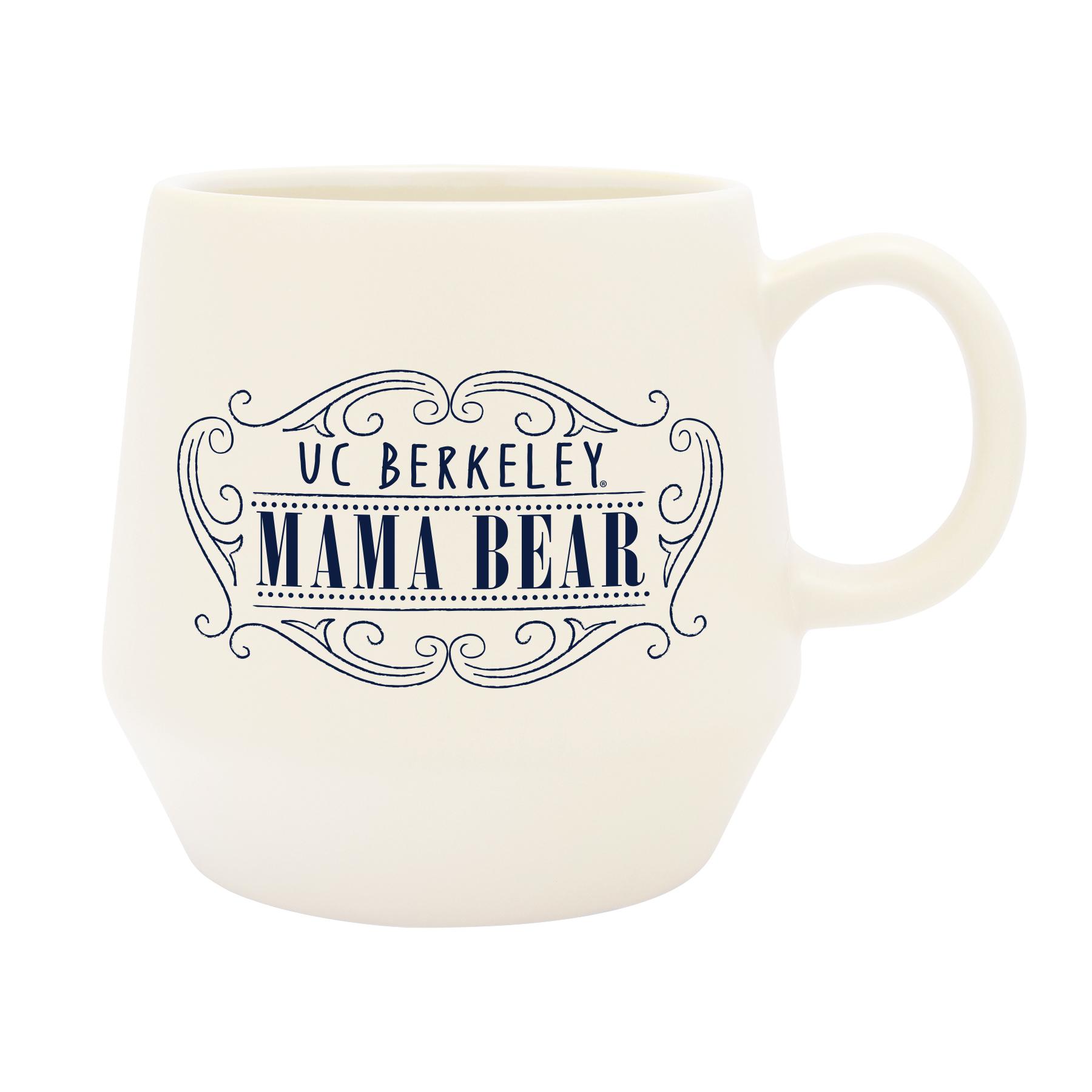 Cal Bears 16oz Stella Mug Mama Bear