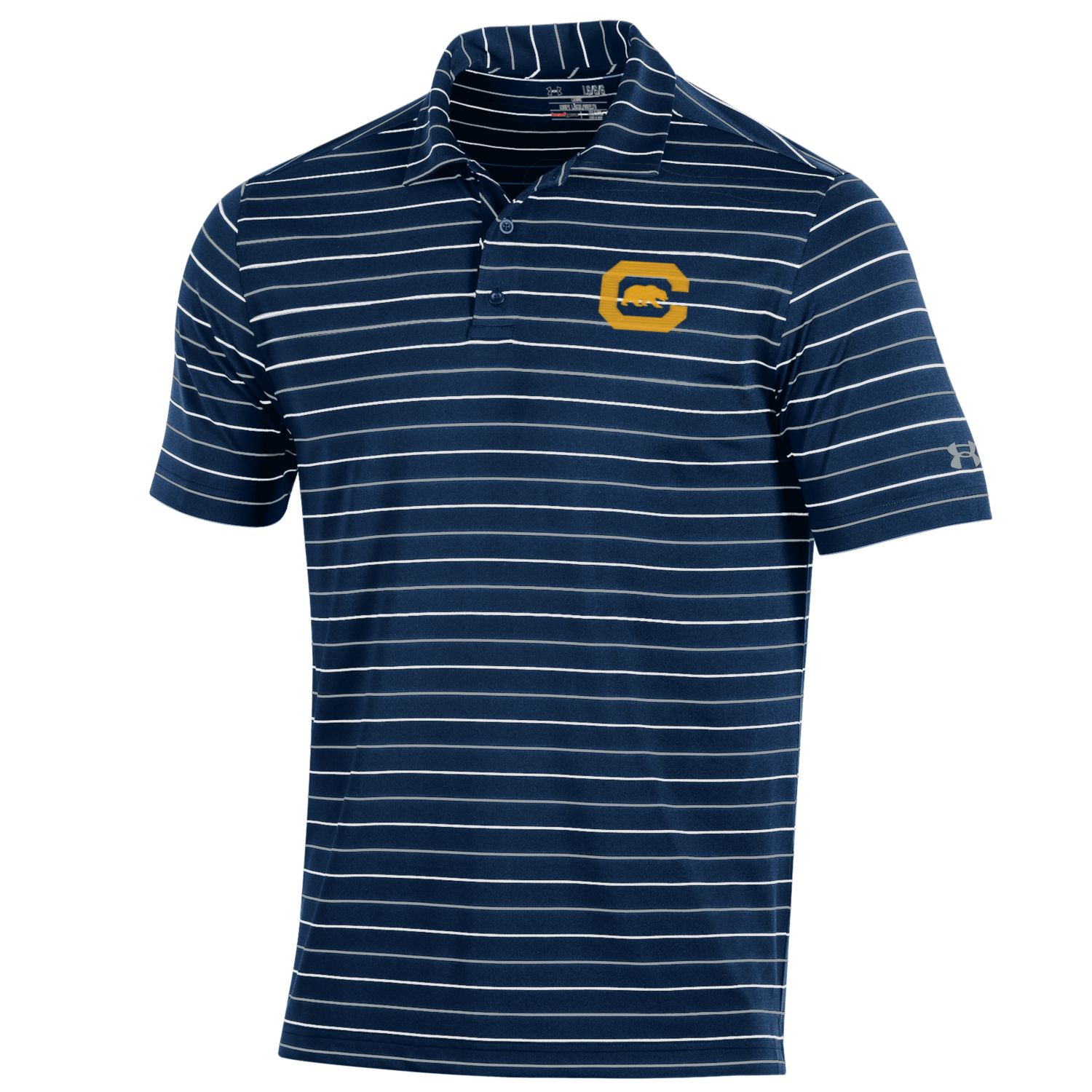 MD25-M Performance Stripe 2.0 Polo