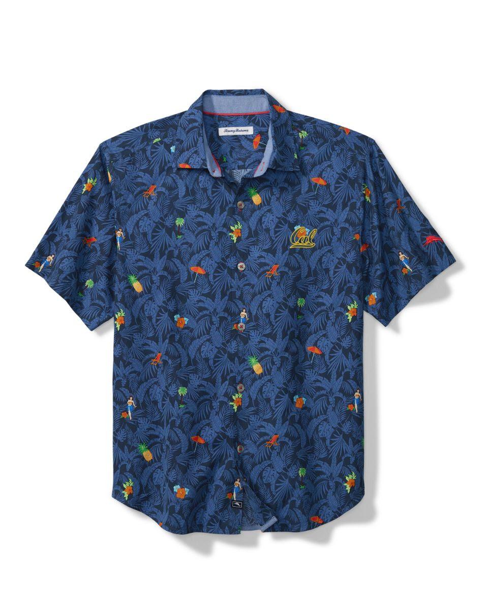 Cal Bears Tommy Bahama Beach-Cation Shirt