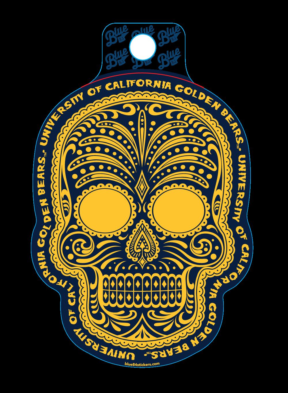 Sticker MISFIT SCREEN-Sugar Skull