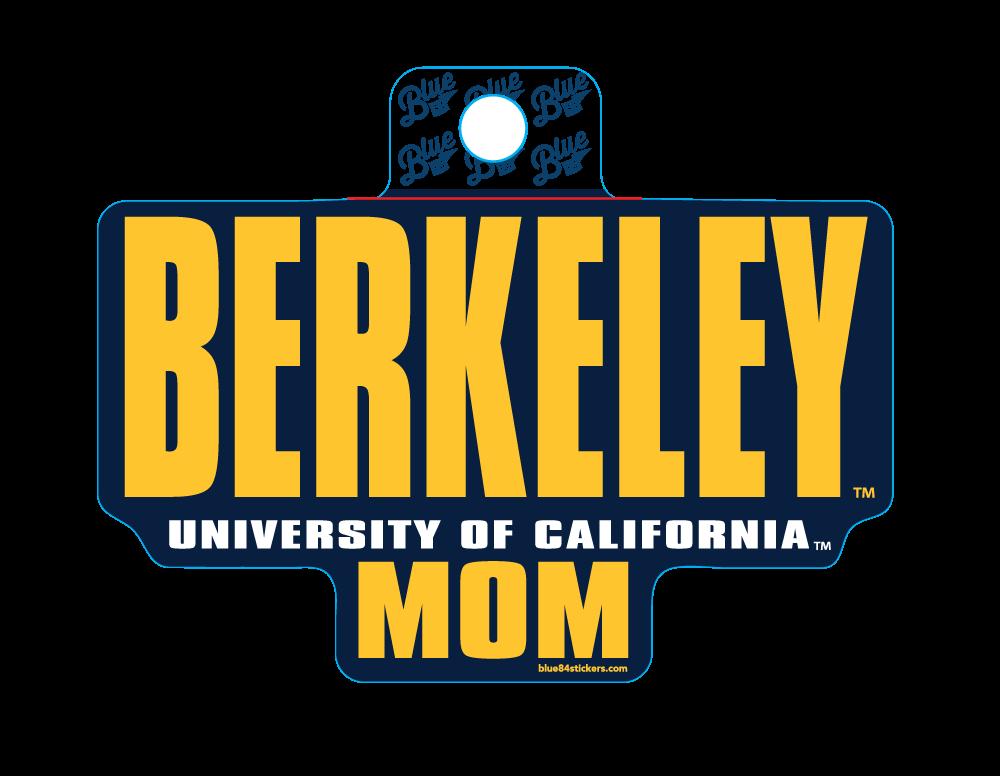 Sticker SEE THROUGH SCREEN V2-Berkeley Mom