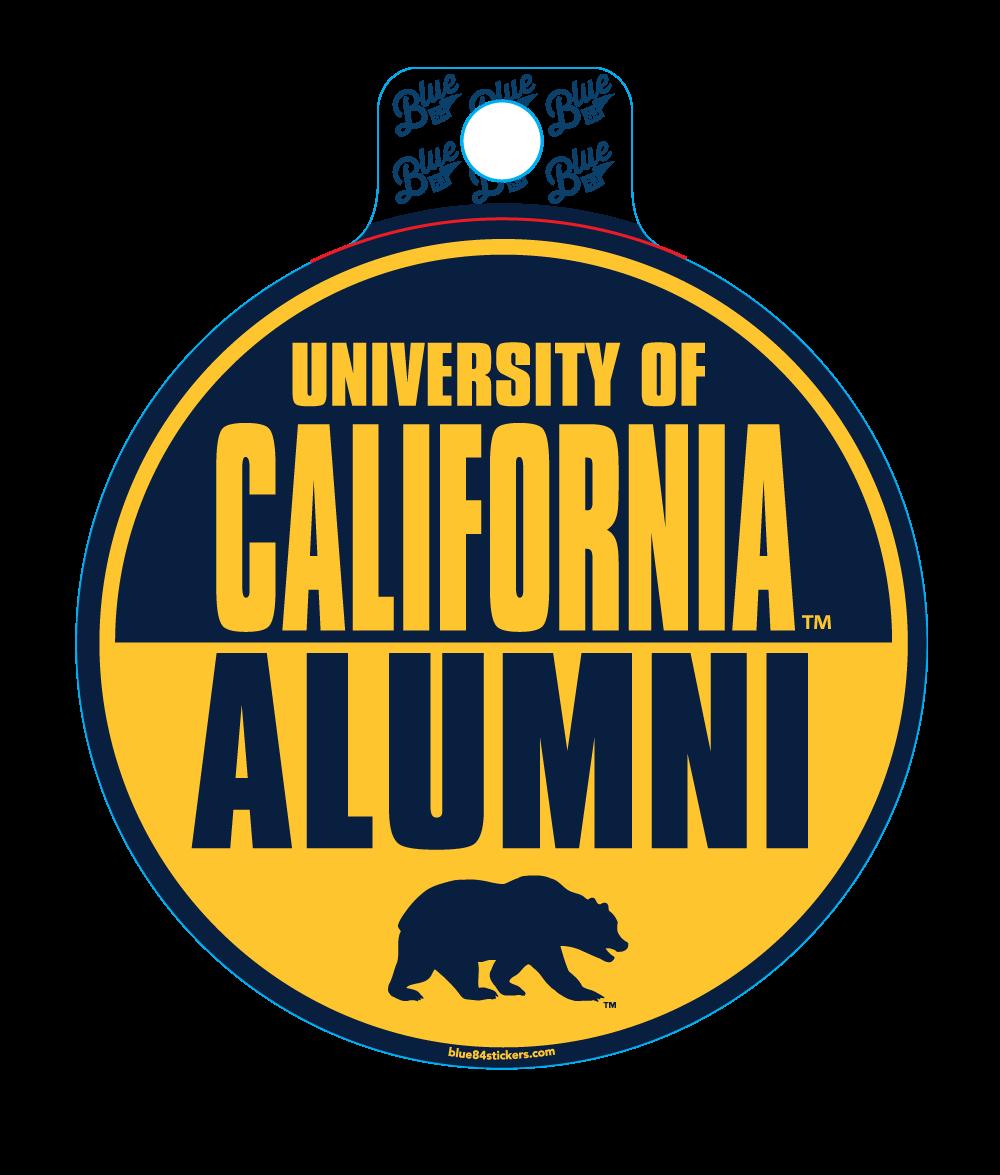 Sticker SLAM CIRCLE SCREEN-Alumni