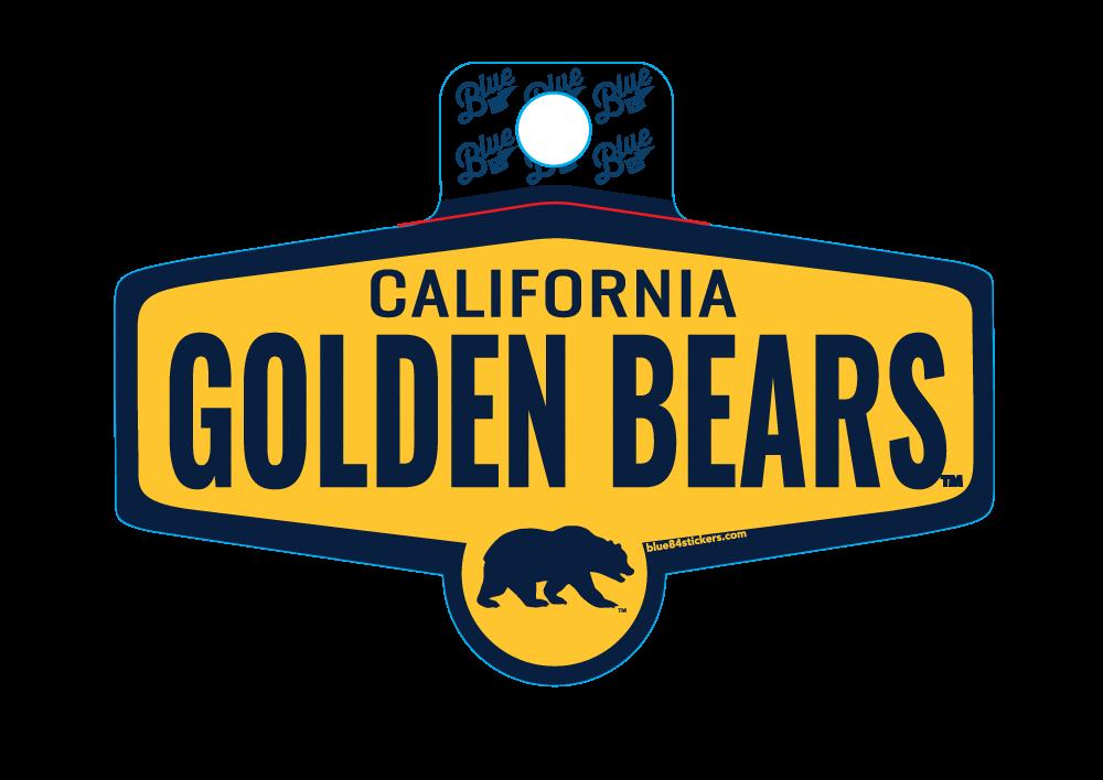 Sticker STUPEFY SCREEN-Cal Golden Bears