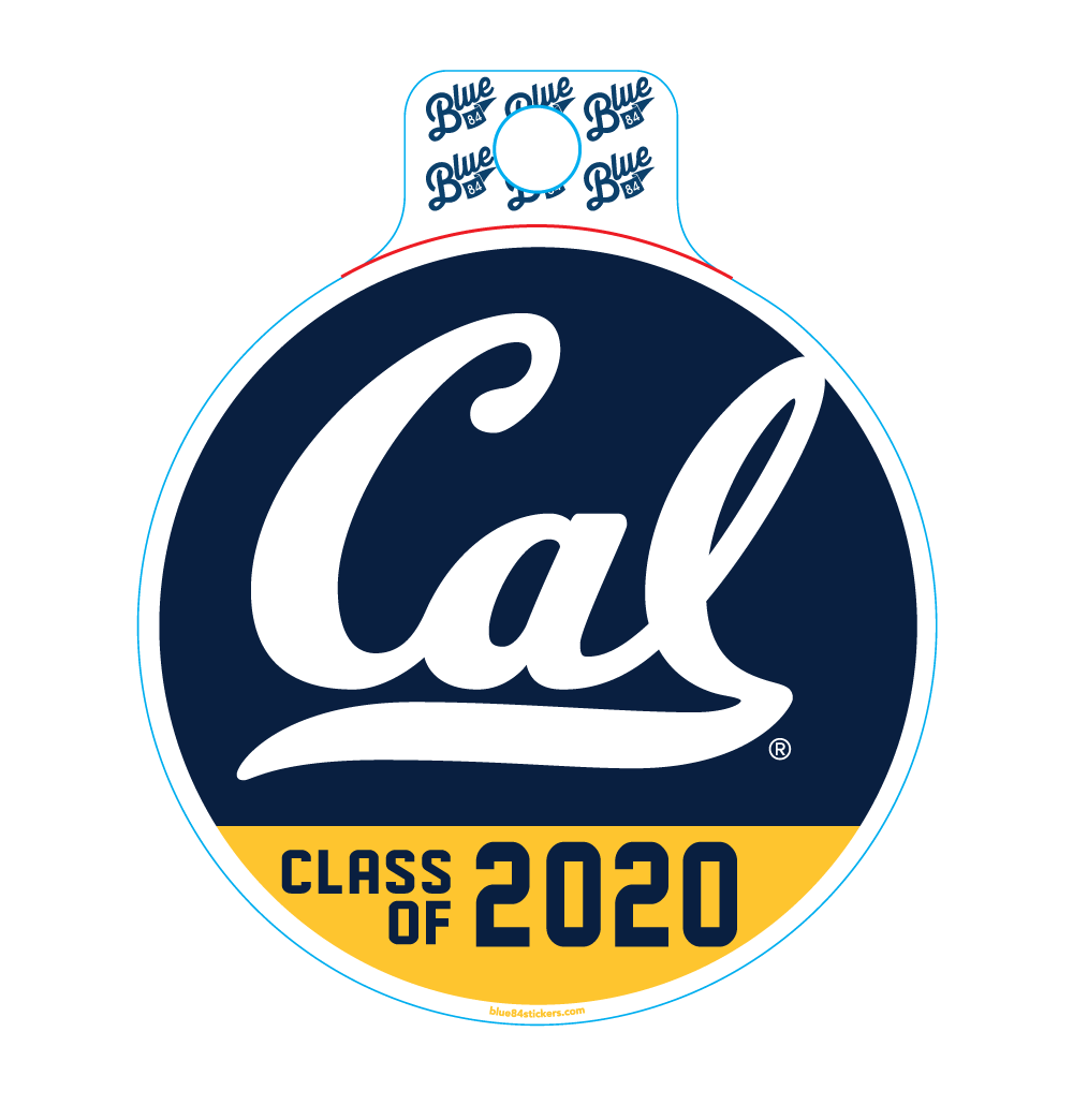 Sticker STOP LINE SCREEN-Class of 2020