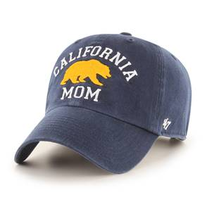 Cal Bears Archway Cleanup Mom Hat