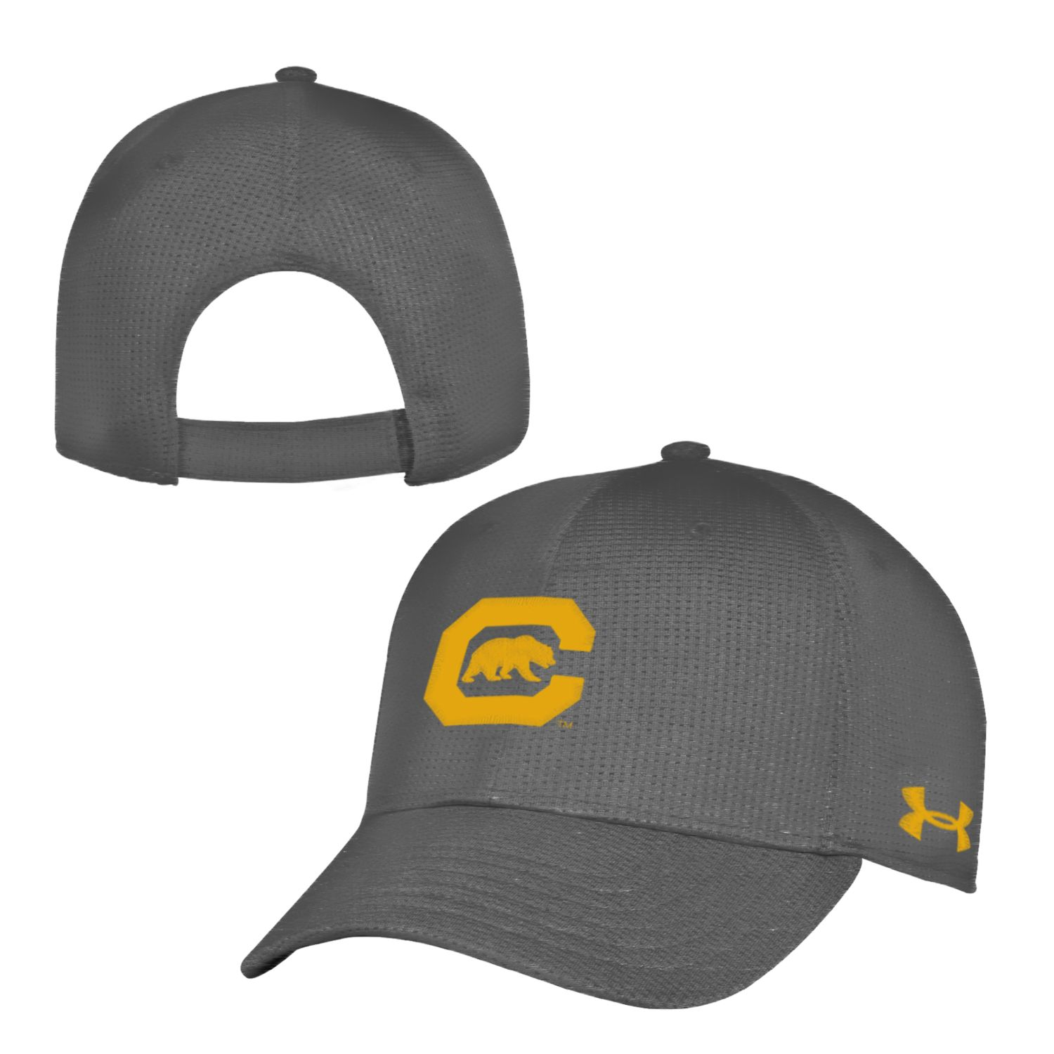 Cal Bears Under Armour Youth Blitzing Adjustable Cap