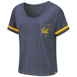 Cal Bears W Waffles Meet & Greet Tee