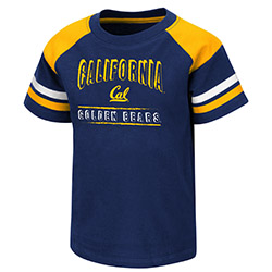 Cal Bears Toddler Boys Fred SS Tee