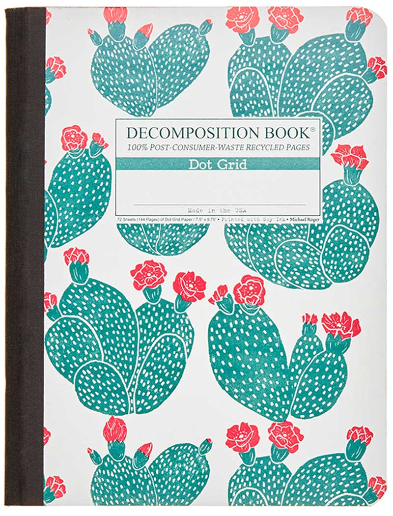 Michael Roger Decomposition Book - Beavertail