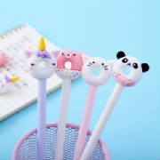 BCMini Animal Donut Gel Pen