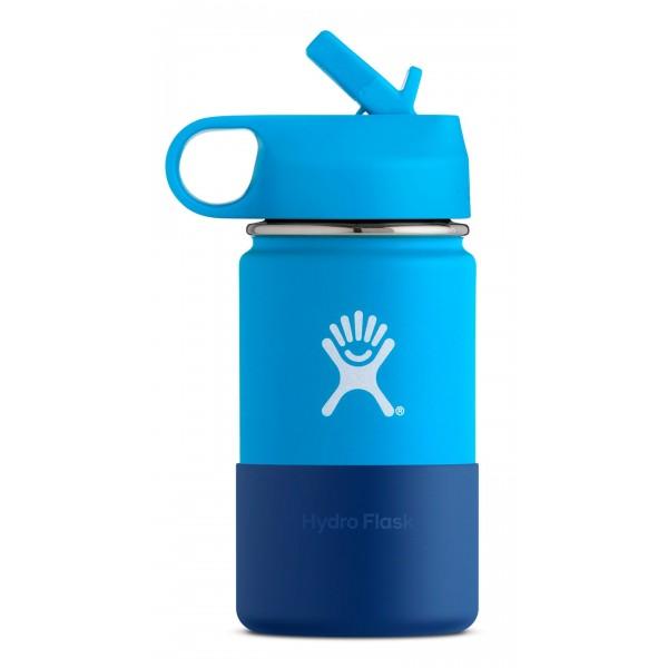Hydro Flask 12oz Kids WM Straw Boot